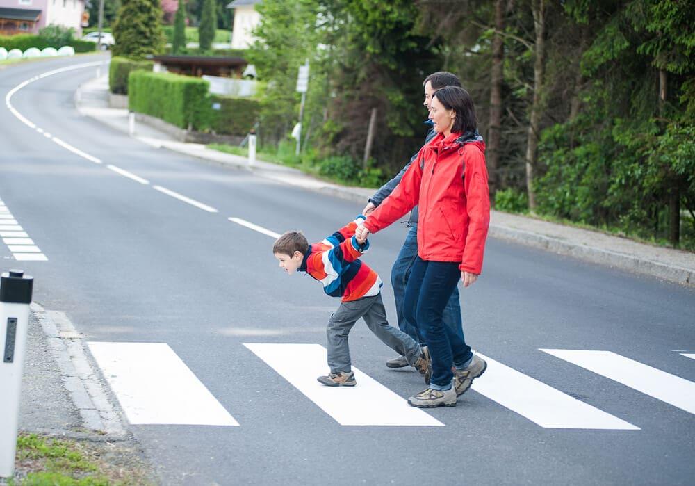 Cómo enseñar seguridad vial a los niños