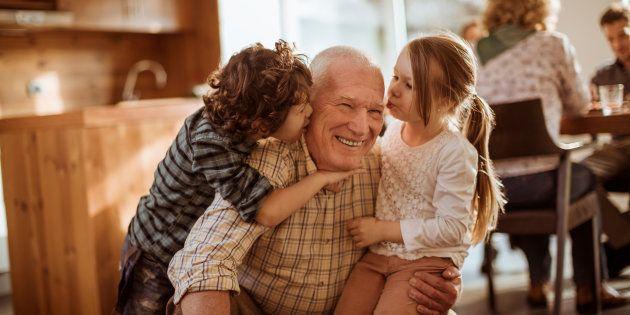 Regimen de visitas de los abuelos