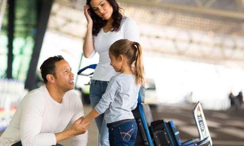 Derecho al regimen de visitas