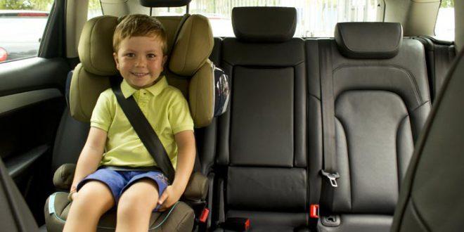 Enseña a los niños sobre seguridad vial