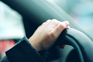 Retirada del carnet de conducir