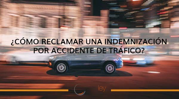 indemnización por accidente de tráfico